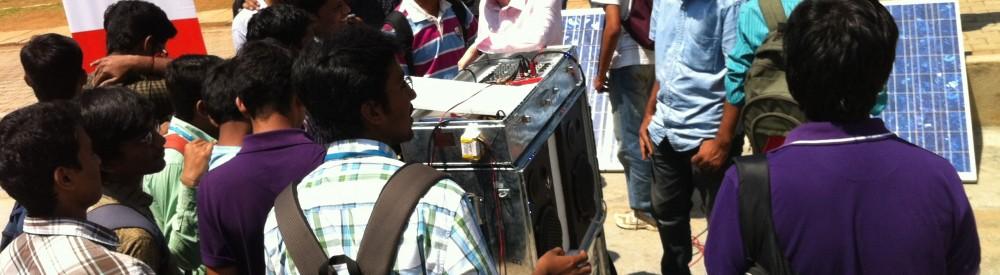 Solar Sound System Bangalore